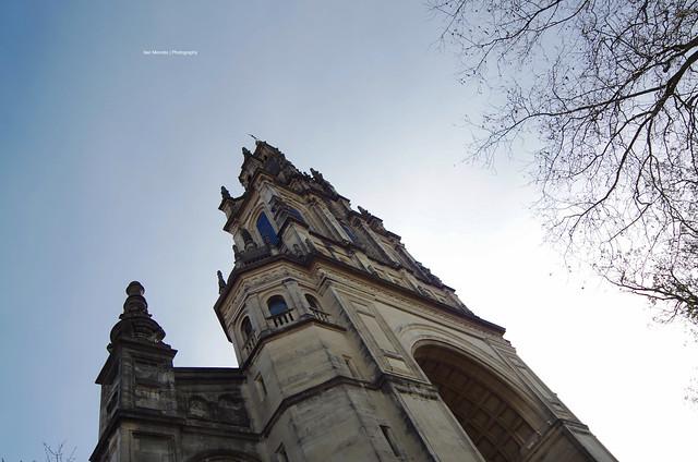 Basilica of Begoña with Sigma 12-24