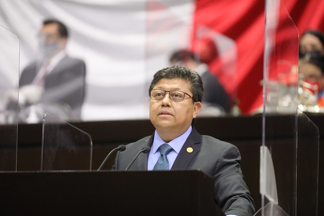 03/03/2021 Tribuna Diputado Rubén Cayetano