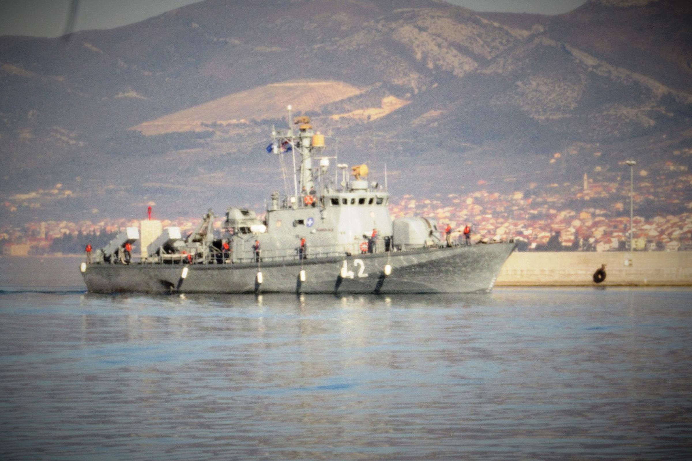 Povratak 4. hrvatskog kontingenta iz operacije Sea Guardian