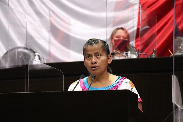 25/03/2021 Tribuna Diputada Irma Juan Carlos