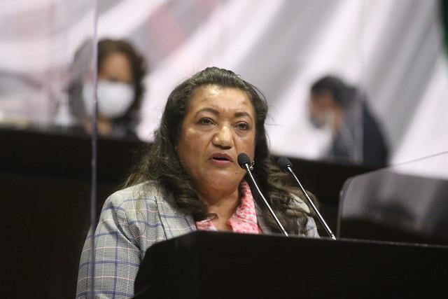 25/03/2021 Tribuna Diputada María Chávez