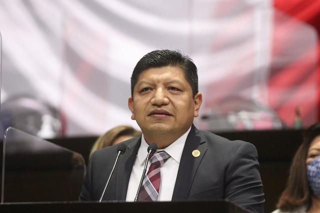 25/03/2021 Tribuna Diputado Jaime Humberto Pérez Bernabe