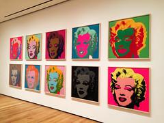 Marilyn Monroe - Andy Warhol, 1967.