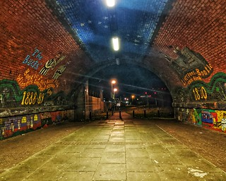 Day 64 - Under the Arches