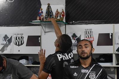 PAULISTÃO 2021 PRÉ-JOGO PONTE PRETA X SANTO ANDRÉ