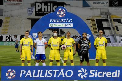 PAULISTÃO 2021 PONTE PRETA X SANTO ANDRÉ