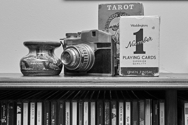 The Shelf of Things with a Sigma 30mm