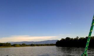 La cuerda y el humedal/ The rope and the wetland