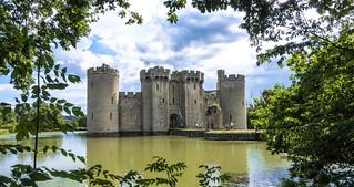 Bodiam Castle (NT)