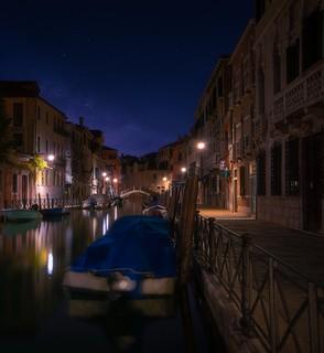 Venetian paths 222(Rio del Gafaro)