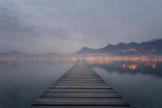 Lac Léman, Switzerland