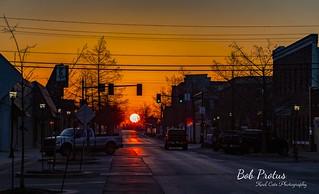 Looking East toward Sunrise