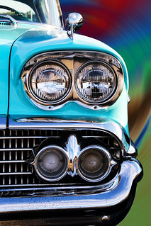 58 Chevy left eyeballs