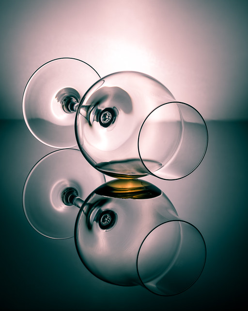Essai - verre et lumière