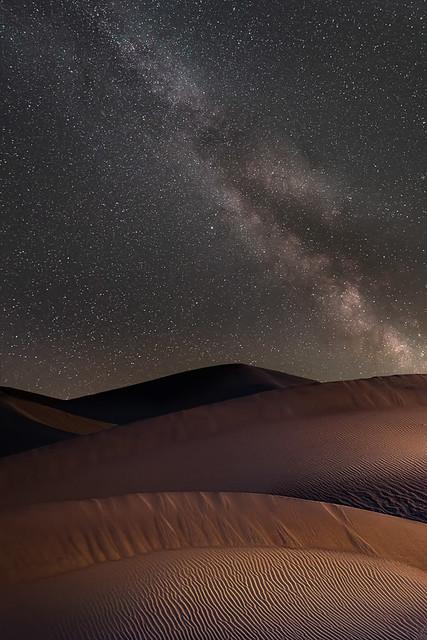 Que des étoiles et du sable !