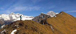 Panoramic ridge
