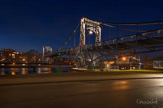 Die unfotografierbare Brücke