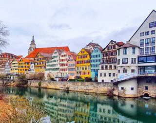 Schokolade und Tübingen und Curevac in der Nordstadt