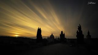 Sunrise, Prague