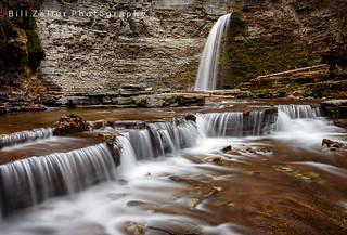 Eagle Cliff Falls, Havana Glen Park, New York