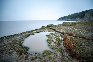 Edge of the Land - Receding Tide No.2