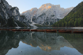 Italy / South Tyrol - Lago di Braies