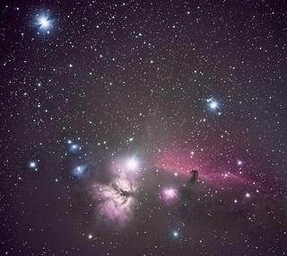 Horsehead Nebula.