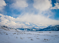 Red Orange Yellow Clouds Gardiner Montana Yellowstone National Park Winter Fuji GFX100 Fine Art Landscape Photography! Master Medium Format Fine Art Photographer! Fujifilm GFX 100 & FUJINON Fujifilm GF 23mm F4 Wide Angle Lens!