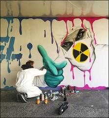 Oxford Street Art 2