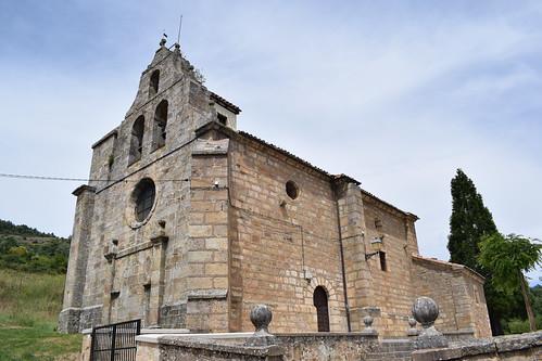 Iglesia de San Juan Bautista (Monterrubio de la Demanda)