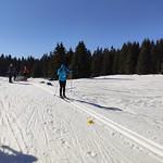 Quatrième entraînement sélection régionale Para Ski Nordique Adapté - La Féclaz (73) - 27 février 2021