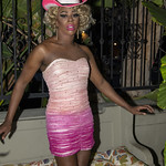 Honey Pink Cowgirl Outfit -325