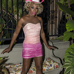 Honey Pink Cowgirl Outfit -311