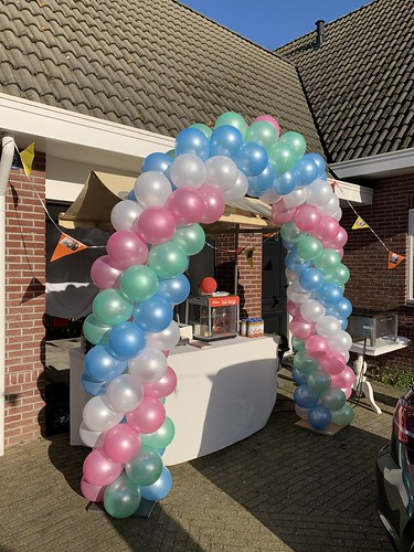 Ballonboog 6m