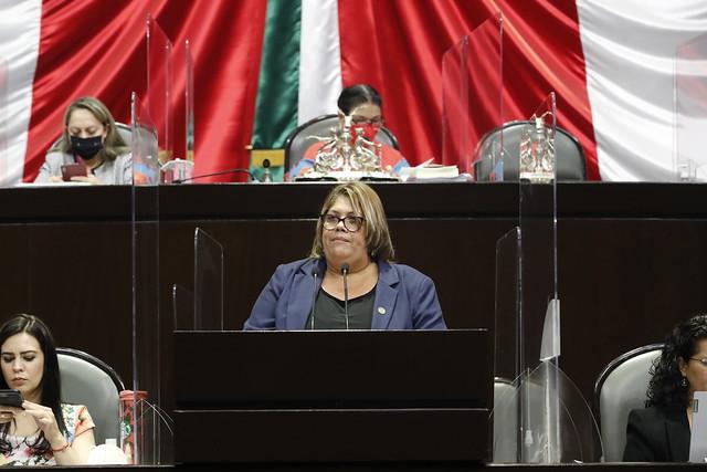 03/03/2021 Tribuna Diputada Julieta García Zepeda