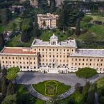 Vatican Gardens - https://www.flickr.com/people/63839496@N08/
