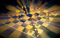 The Chess Chronicles - Move 4 - Stayin' alive ♔