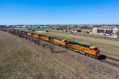 BNSF 7866 - Ponder Texas