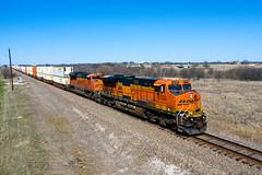 BNSF 6198 - DISH Texas