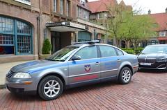 Russian Police Car In Queens