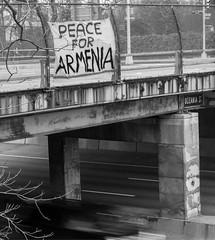 Peace for Armenia, Oakland Gardens