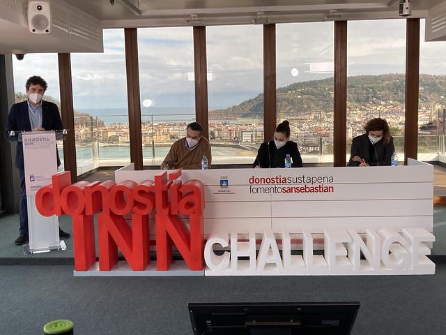 210208 Proyectos finales DInn Challenge 2020 amaierako proiektuak