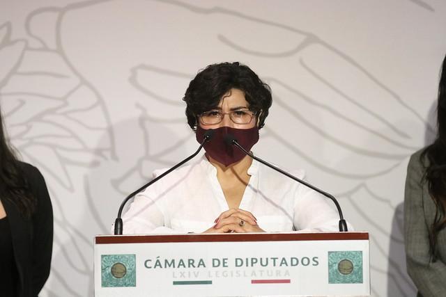 09/03/2021 Conferencia De Prensa Diputadas Morena