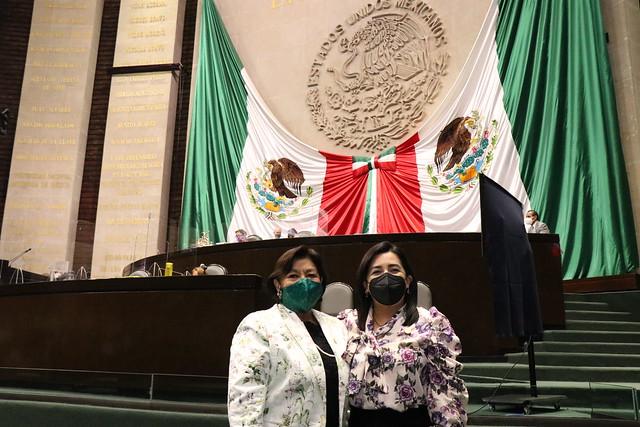 08/03/2021 Tribuna Diputada Susana Cuaxiloa
