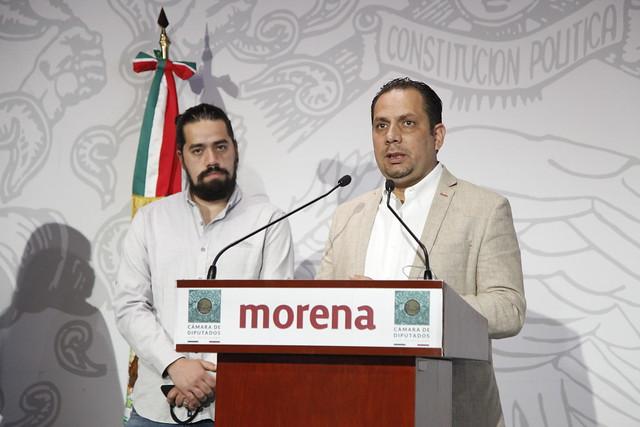 09/03/2021 Conferencia Diputados Diego Del Bosque- Alejandro Carvajal