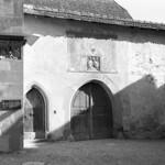 Abbey in Shadow  (Retina IIIC / Acros)