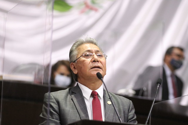 10/03/2021 Tribuna Diputado Eleuterio Arrieta