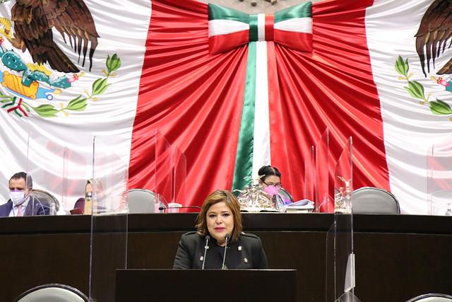 10/03/2021 Tribuna Diputada Edna Laura Huerta Ruiz