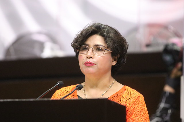 10/03/2021 Tribuna Diputada Anita Sánchez Castro