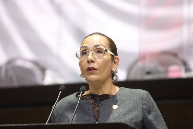 10/03/2021 Tribuna Diputada Socorro López Martínez
